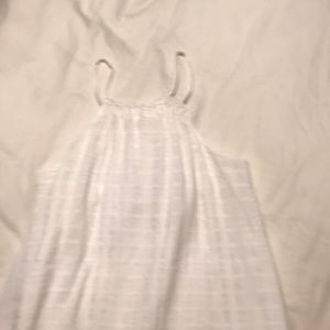 Cotton fully lines sun dress
